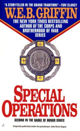 Special Operations (Badge of Honor Series #2)