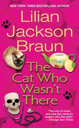 The Cat Who Wasn't There (The Cat Who... Series #14)