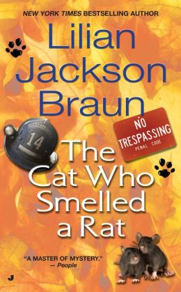 The Cat Who Smelled a Rat (The Cat Who... Series #23)