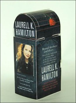 Laurell K. Hamilton Box Set (Anita Blake Vampire Hunter Series #1-4)