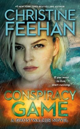Conspiracy Game (GhostWalkers Series #4)