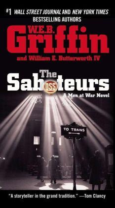 The Saboteurs (Men at War Series #5)