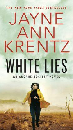 White Lies (Arcane Society Series #2)
