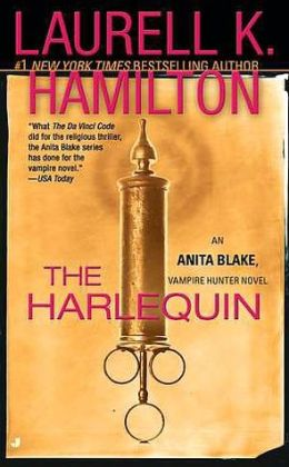 The Harlequin (Anita Blake Vampire Hunter Series #15)