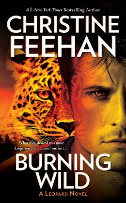 Burning Wild (Leopard Series #3)