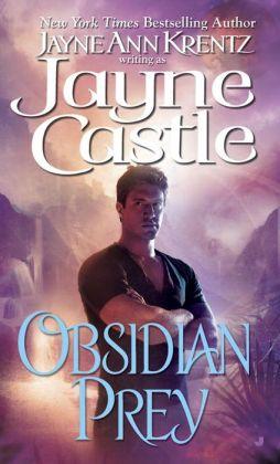 Obsidian Prey (Harmony/Ghost Hunters Series #6)