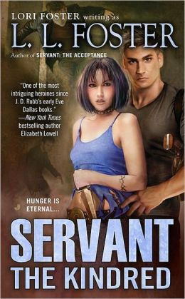 Servant: The Kindred (Servant Series #3)