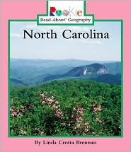 North Carolina (Rookie Read-About Geography Series)