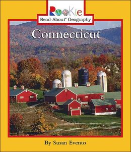 Connecticut (Rookie Read-About Geography Series)