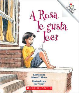 Rosa le gusta leer, A
