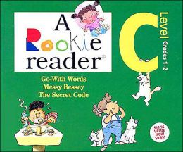 Rookie Reader (Level C, Grades 1-2): Go-With Words/Messy Bessey/The Secret Code