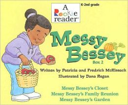 Messy Bessey Box 2: Messy Bessey's Closet, Messy Bessey's Family Reunion, and Messy Bessey's Garden