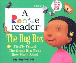Bug Box: Firefly Friend, The Great Bug Hunt, and How Many Ants?