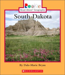 South Dakota (Rookie Read-About Geography Series)