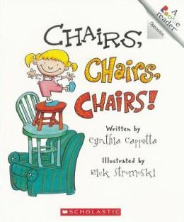 Chairs, Chairs, Chairs!