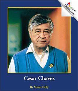 Cesar Chavez (Rookie Biographies Series)