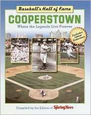 Cooperstown: Baseball Hall of Fame: Editions of Sporting News