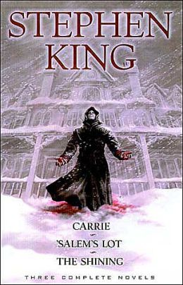 Stephen King: Three Complete Novels -- Carrie/Salem's Lot/The Shining