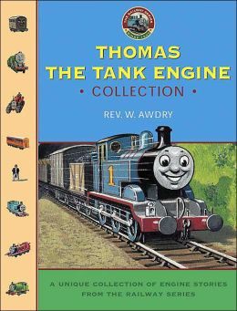Thomas the Tank Engine Collection: A Unique Collection of Engine Stories from the Railway Series