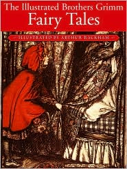 Illustrated Brothers Grimm Fairy Tales