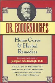 Dr Goodenough's Home Cures