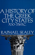 A History of the Greek City States, 700-338 B. C.