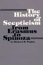 History Of Scepticism From Erasmus To Spinoza