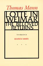 Lotte in Weimar: The Beloved Returns