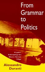 From Grammar To Politics