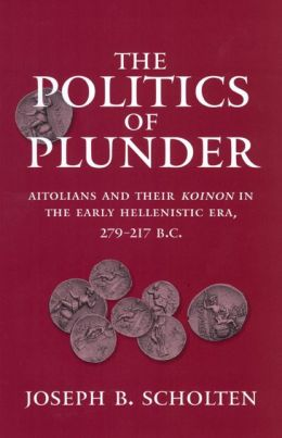The Politics Of Plunder