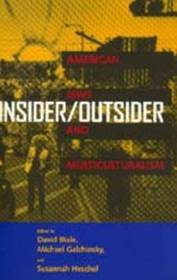 Insider/Outsider: American Jews and Multiculturalism