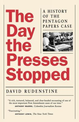 Day The Presses Stopped