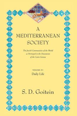 A Mediterranean Society: The Jewish Communities of the Arab World as Portrayed in the Documents of the Cairo Geniza, Vol. IV: Daily Life