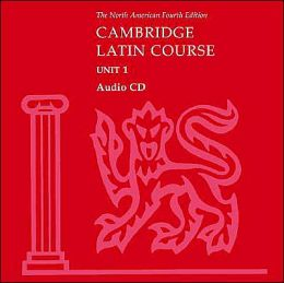 North American Cambridge Latin Course Unit 1 Audio CD
