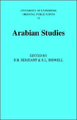 Arabian Studies