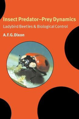 Insect Predator-Prey Dynamics: Ladybird Beetles and Biological Control