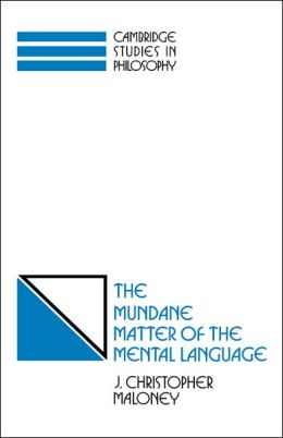 The Mundane Matter of the Mental Language