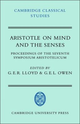 Aristotle on Mind and the Senses