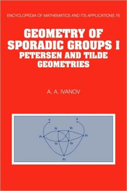 Geometry of Sporadic Groups: Volume 1, Petersen and Tilde Geometries