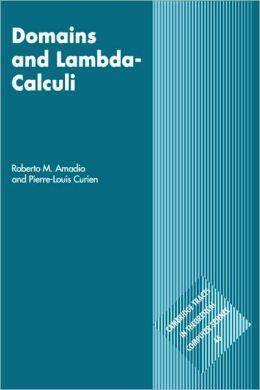 Domains and Lambda-Calculi