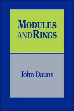 Modules and Rings