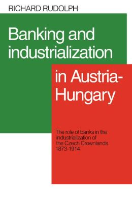 Banking and Industrialization in Austria-Hungary: The Role of Banks in the Industrialization of the Czech Crownlands, 1873-1914