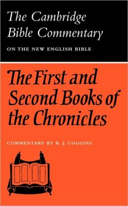 The First and Second Books of the Chronicles