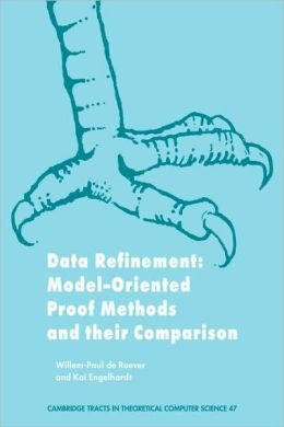Data Refinement: Model-Oriented Proof Methods and their Comparison