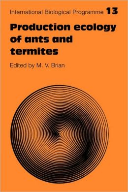 Production Ecology of Ants and Termites