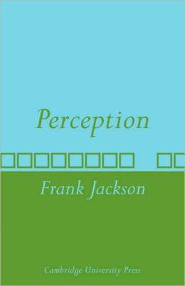 Perception: A Representative Theory