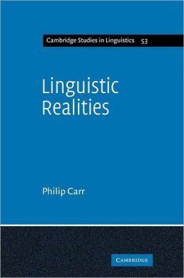 Linguistic Realities: An Autonomist Metatheory for the Generative Enterprise