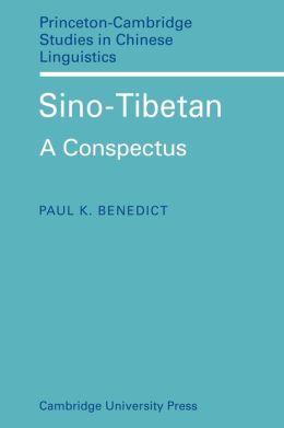 Sino-Tibetan: A Conspectus