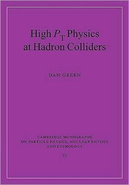 High Pt Physics at Hadron Colliders