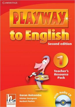 Playway to English Level 1 Teacher's Resource Pack with Audio CD
